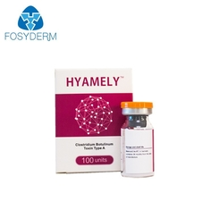 100 Units Botox Hyaluronic Acid Dermal Filler For Anti Wrinkles Powder Injection